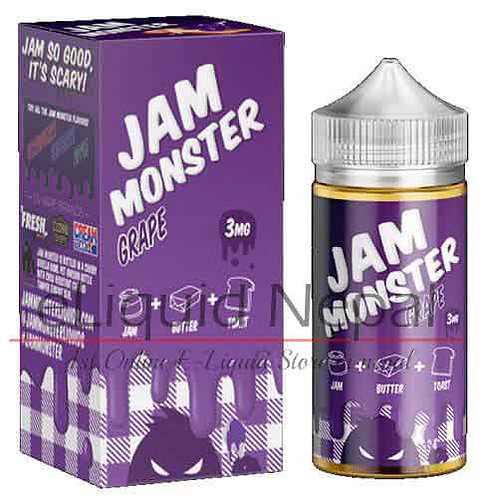 Grape Jam Monstor