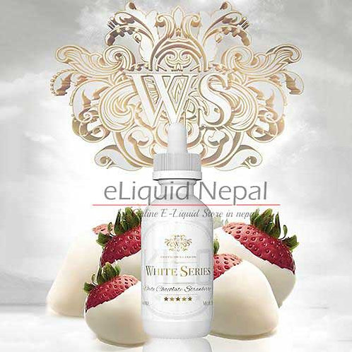 Kilo White Series White Chocolate Strawberry by KILO E-Liquids
