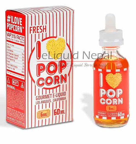 I love PopCorn By MadHatter Ejuice
