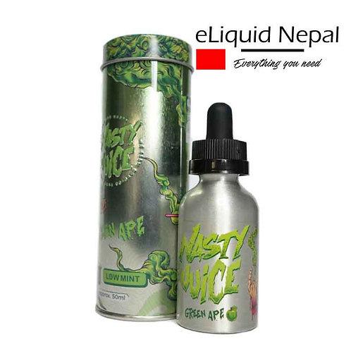 Green Apple By Nasty E-Liquids