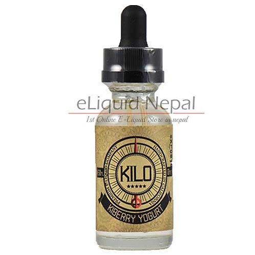 Kilo Originals Kiberry Yogurt By Kilo E-Liquids