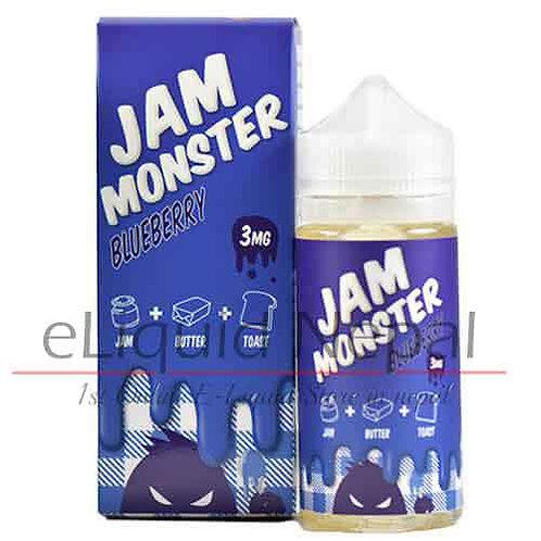 Blueberry Jam Monstor