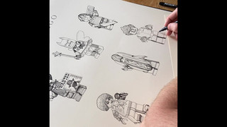 The making of the Men of Lego