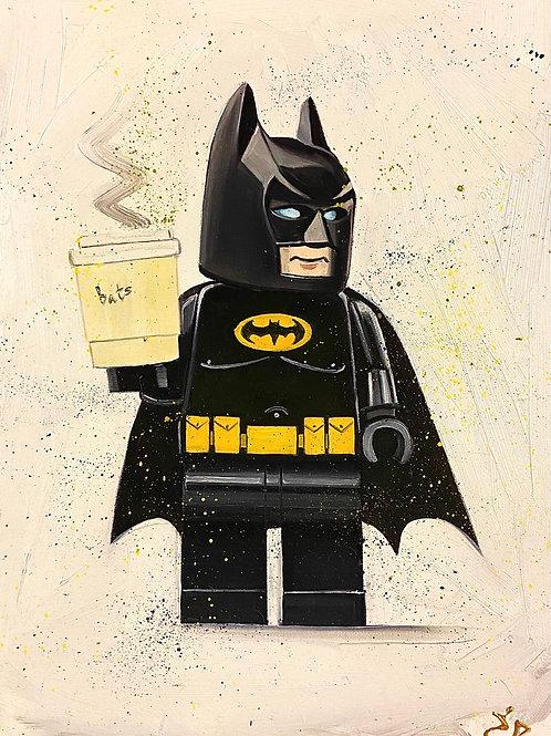 Lego Fat Batman