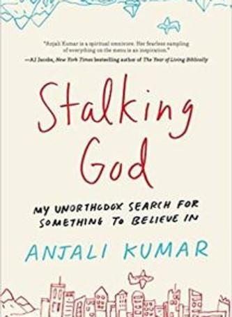 Stalking God, Well Kind Of…