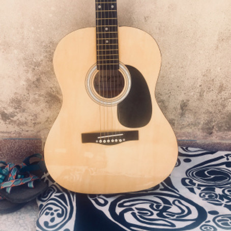 Summer's Over and I Got Myself a Guitar