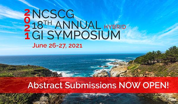 NCSCG 2021 GI Symposium web banner abstr