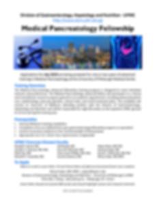 Med Pancr Advanced Fellowship Flier 6-19