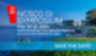 NCSCG 2020 GI Symposium save the date we