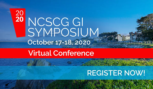 NCSCG 2020 GI Symposium registration web