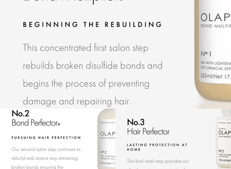 What has Olaplex done for you lately?