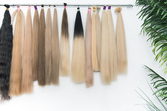 hair extensions, shenya for a choice of