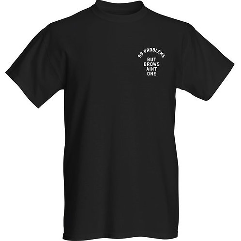 99 Problems T Shirt Men's Black