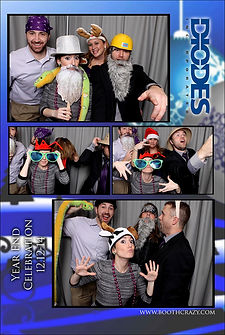 Kansas City Photo Booth Strip 4