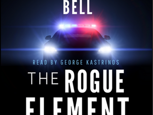 THE ROGUE ELEMENT is now on Audible