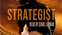 THE STRATEGIST is coming to Audible!