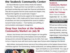 SCC  Newsletter July 2021
