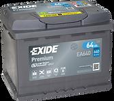 автомобільний акумулятор Exide Premium