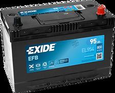 акумулятор Exide 95 EFB