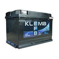 автомобільний акумулятор Klema EFB