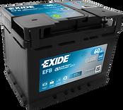 автомобільний акумулятор Exide EFB