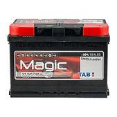 автомобільний акумулятор Tab Magic