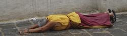 Prosternations tibétaines