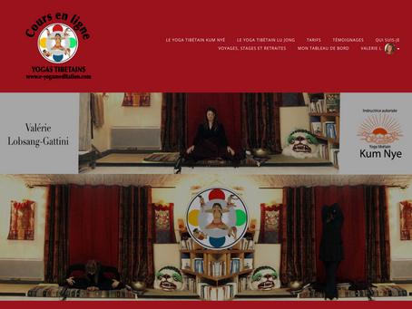 Cours en ligne de yoga tibétain pour tous sous la forme de méditation guidée