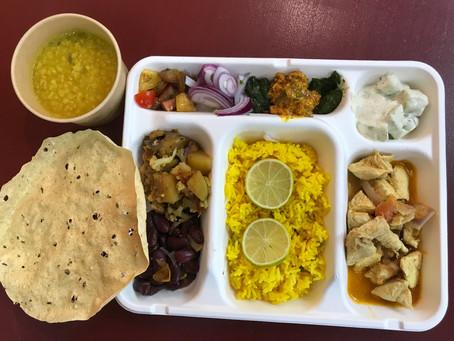 Le Dal Bhat !!! ou Thali !!! à déguster sans modération !!!