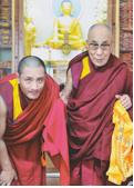 Sa Sainteté le Dalaï Lama soutient la démarche de propagation de ces enseignements en Occident