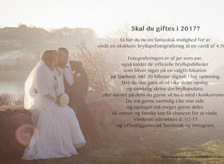 Vind en Bryllupsfotografering