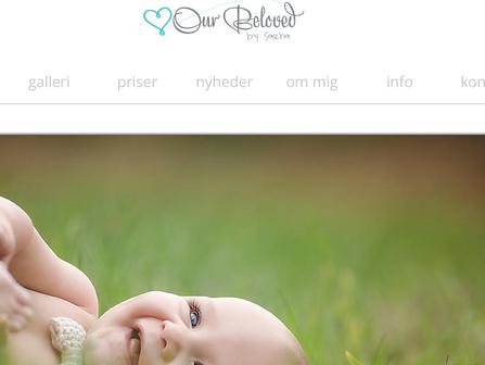 Velkommen til min nye hjemmeside
