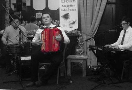 Robert Nairn Cèilidh Band