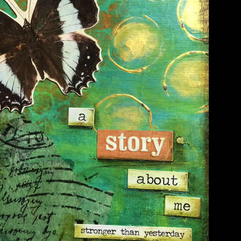 Healing Art Journaling