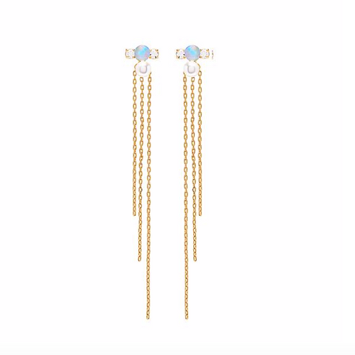 Lionette Thain Earrings