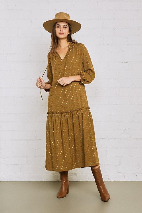 Rachel Pally Rayon Gail Tiered Dress
