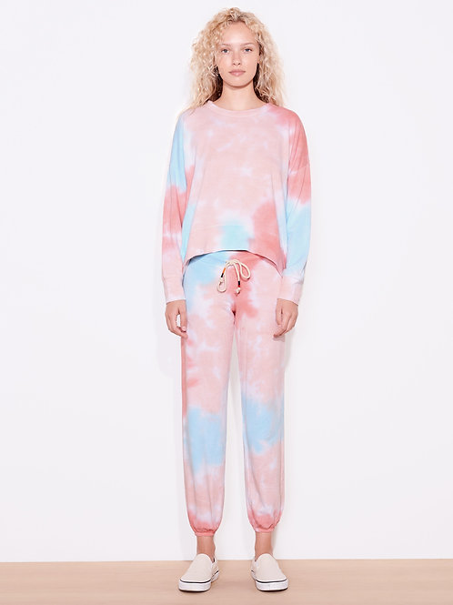 Sundry Cotton Candy Top