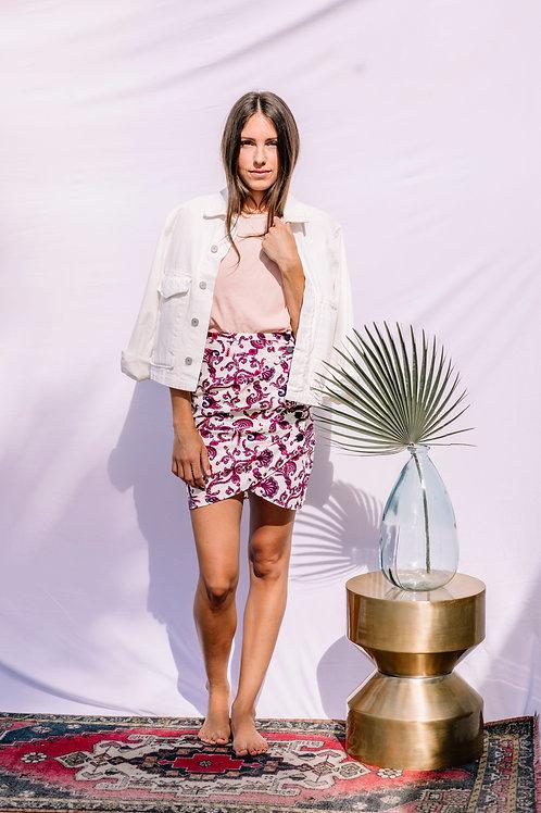 Ba&sh Roster Ecru Skirt