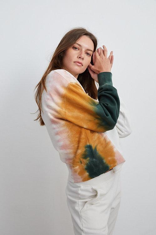 Velvet True Tie Dye Sweatshirt