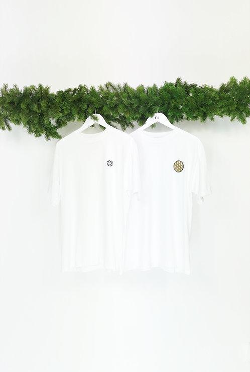 Pack 2 T-shirts blanc