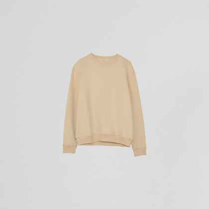 "Sweatshirt ""m"" sand"