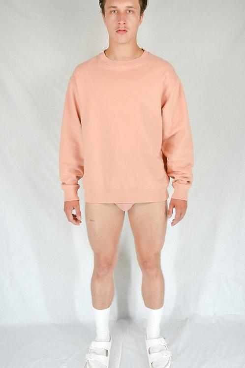 "Sweatshirt  oversize ""m"" sierra"