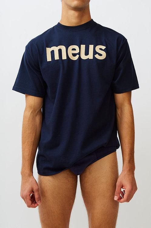 Signature crewneck T-shirt