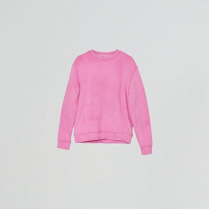 """Sweatshirt """"m"""" bleach pink"""