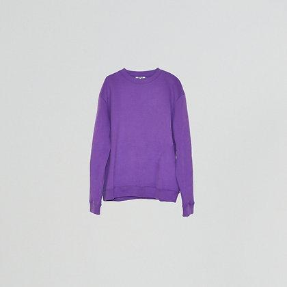 "Sweatshirt ""m"" purple"