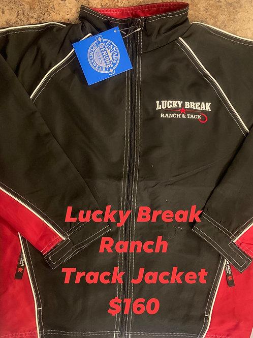 Track Jacket  Lucky Break Ranch