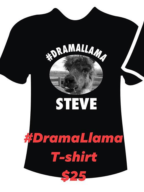 T-shirt Drama Llama