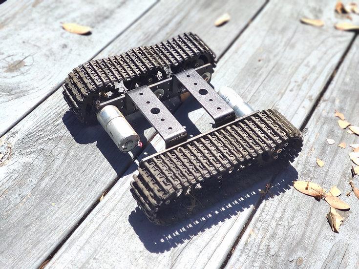 Full Metal Tank Chassis Kit