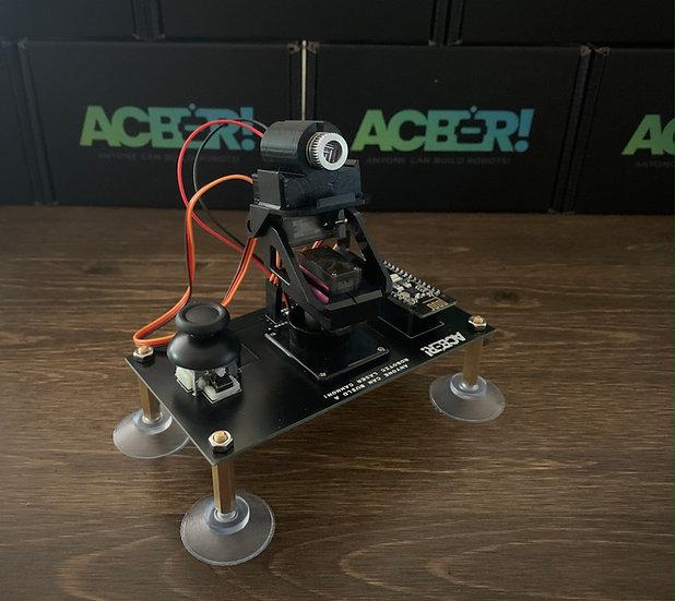 Robotic Laser Cannon Kit