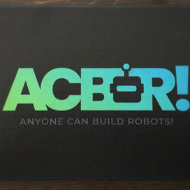 Welcome to Anyone Can Build Robots!